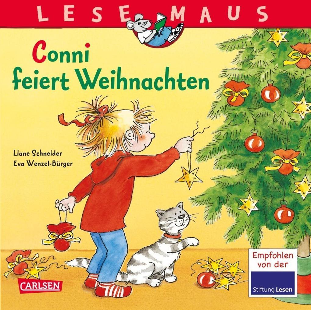 Conni feiert Weihnachten als Buch