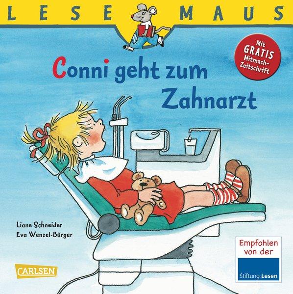 LESEMAUS, Band 56: Conni geht zum Zahnarzt als Buch