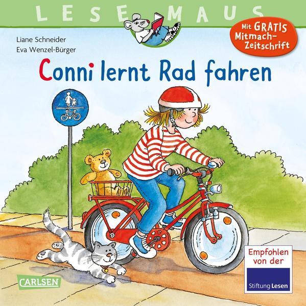 Conni lernt Rad fahren als Buch (geheftet)