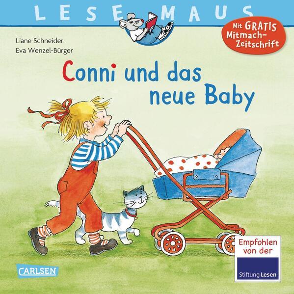 Conni und das neue Baby als Buch
