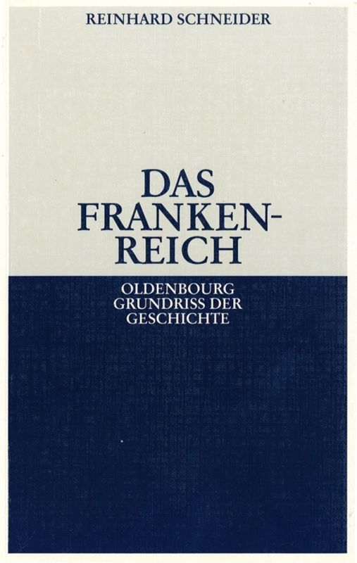 Das Frankenreich als Buch