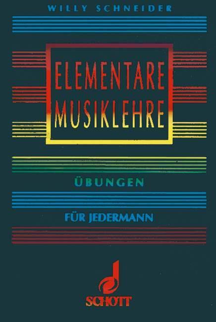 Elementare Musiklehre als Buch