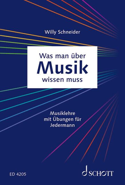 Was man über Musik wissen muss als Buch von Wil...