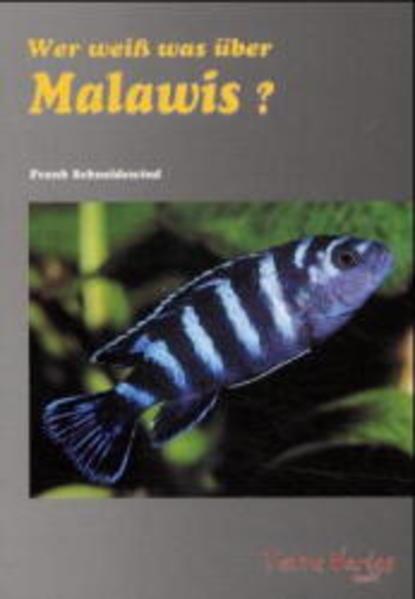 Wer weiß was über Malawis? als Buch