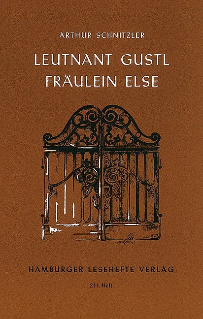 Leutnant Gustl / Fräulein Else als Buch