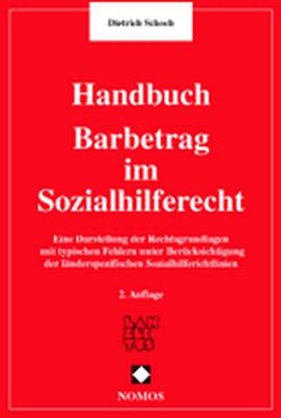 Handbuch Barbetrag im Sozialhilferecht als Buch