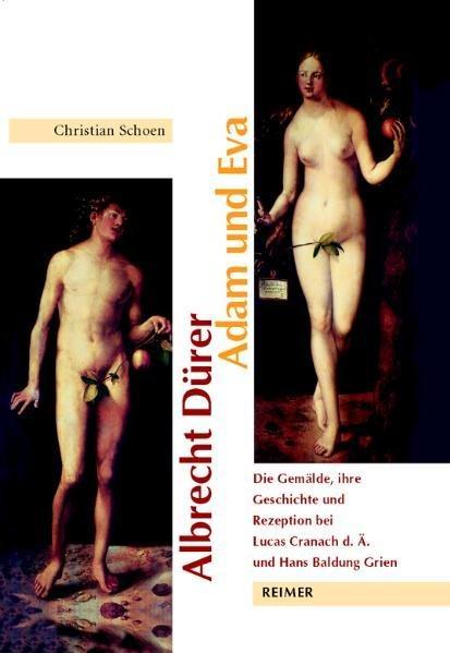 Albrecht Dürer: Adam und Eva als Buch