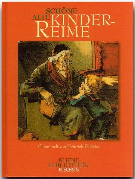Schöne alte Kinderreime als Buch