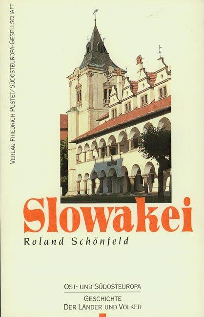 Slowakei als Buch