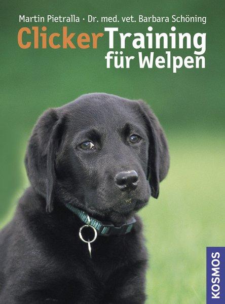 ClickerTraining für Welpen als Buch