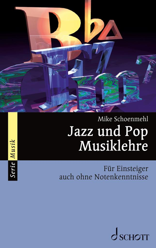 Jazz und Pop Musiklehre als Taschenbuch