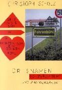 Ortsnamen schüttelgereimt und photographiert als Buch (kartoniert)