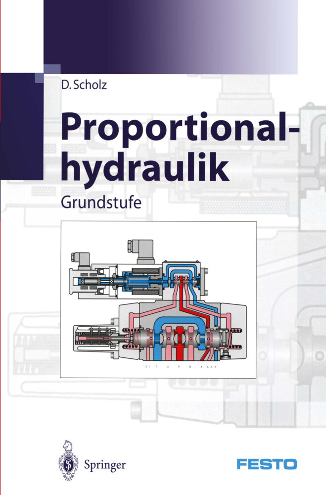 Proportionalhydraulik als Buch