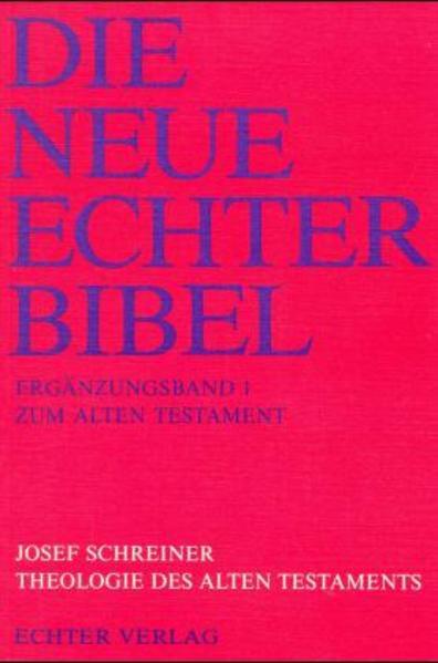 Theologie des Alten Testaments als Buch