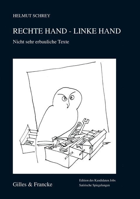 Rechte Hand - linke Hand als Buch