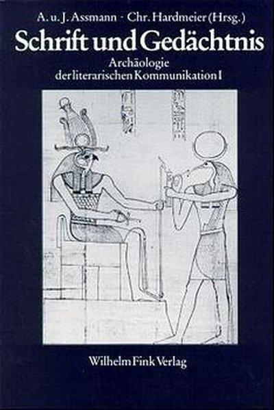 Schrift und Gedächtnis als Buch