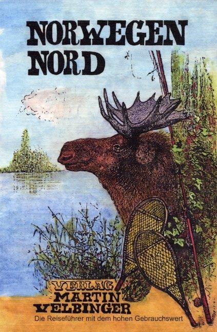 Norwegen Nord als Buch