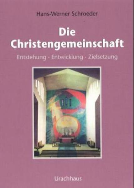 Die Christengemeinschaft als Buch (gebunden)