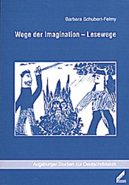 Wege der Imagination - Lesewege als Buch (gebunden)