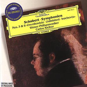Sinfonien 3,8 als CD