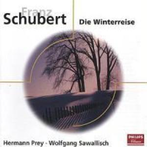 Die Winterreise als CD