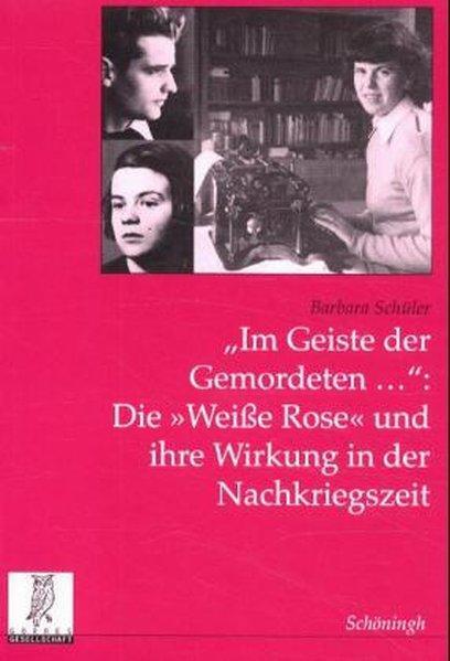 """""""Im Geiste der Gemordeten..."""" als Buch"""