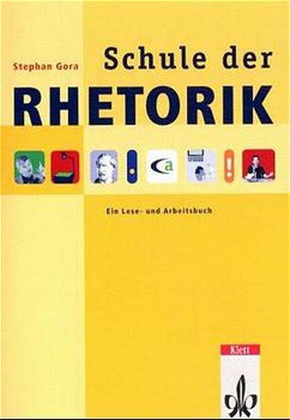 Schule der Rhetorik. Schülerheft als Buch