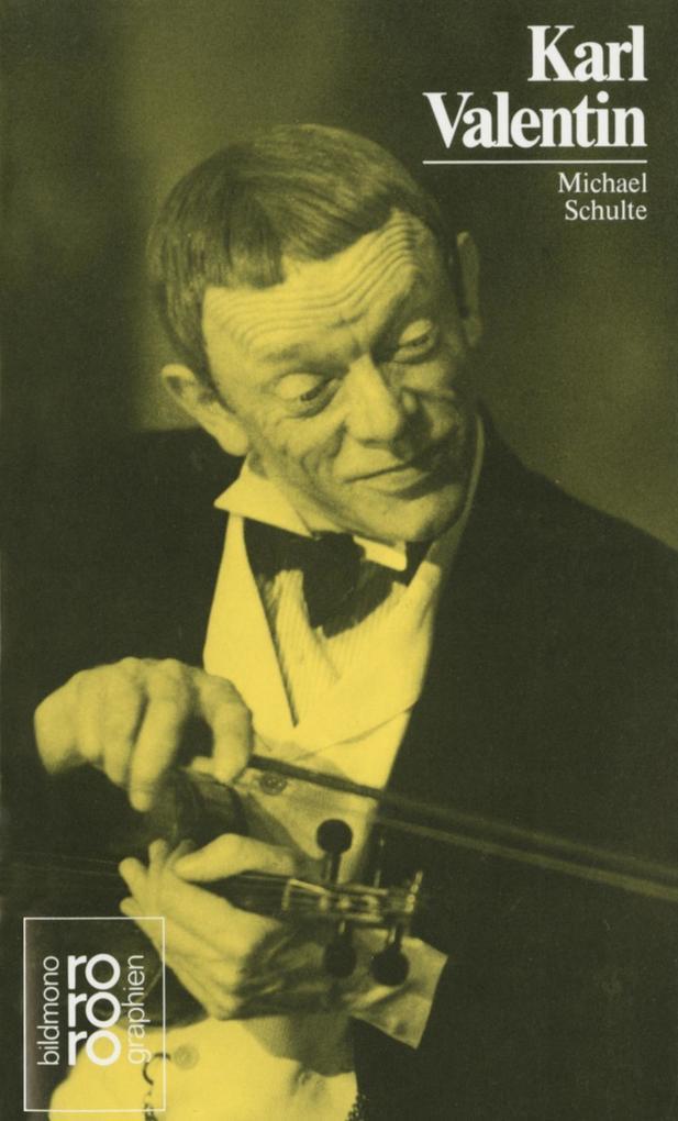 Karl Valentin als Taschenbuch