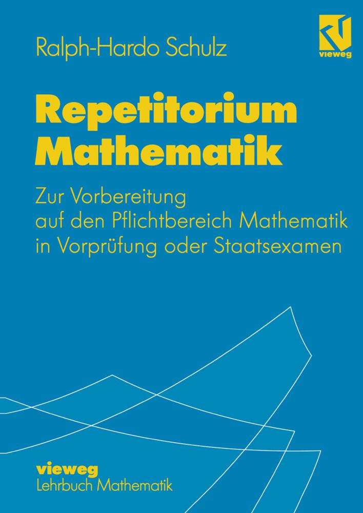 Repetitorium Mathematik als Buch