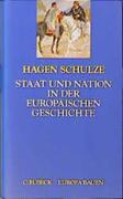 Staat und Nation in der europäischen Geschichte