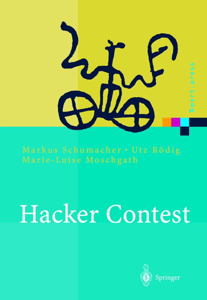 Hacker Contest als Buch