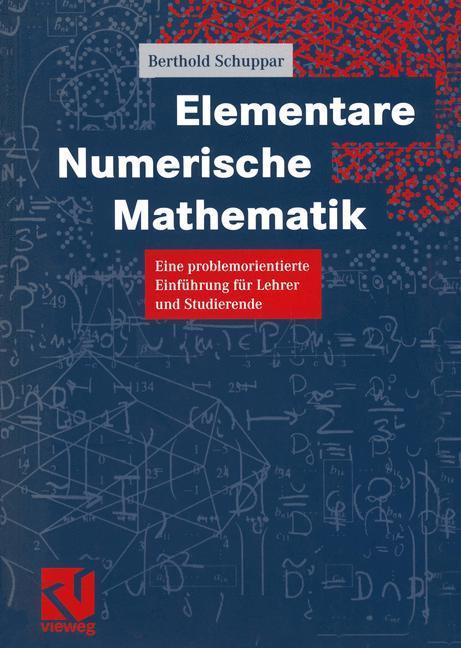 Elementare Numerische Mathematik als Buch