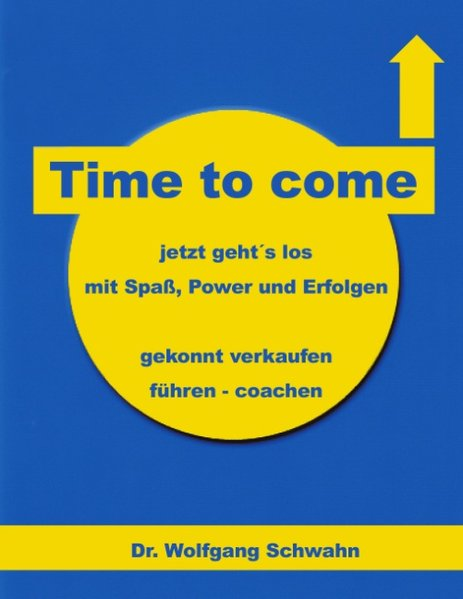 Time to come als Buch