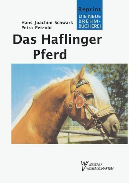 Das Haflinger Pferd als Buch