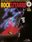 Rockgitarre. Inkl. CD