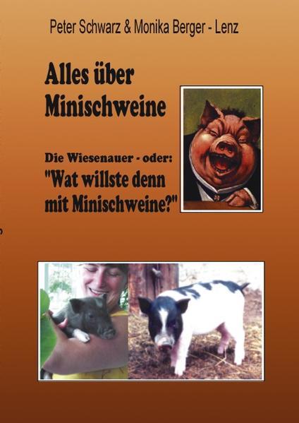 Alles über Minischweine als Buch