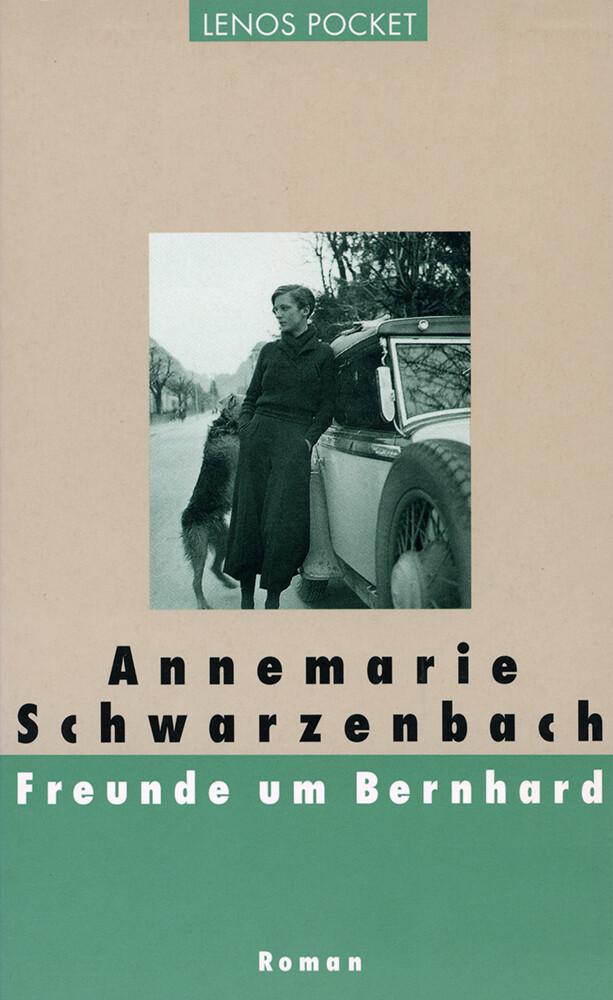 Freunde um Bernhard als Buch