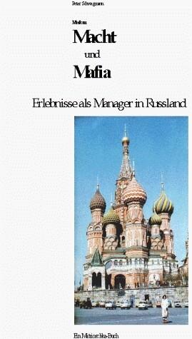 Moskau, Macht und Mafia als Buch