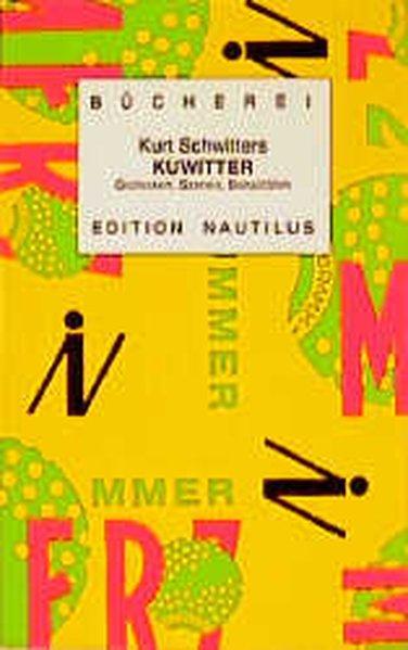 Kuwitter als Buch