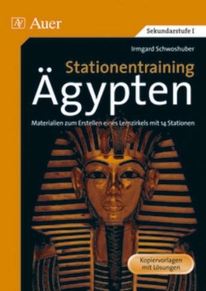 Stationentraining Ägypten als Buch