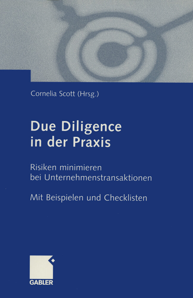 Due Diligence in der Praxis als Buch