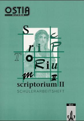 Scriptorium 2 als Buch