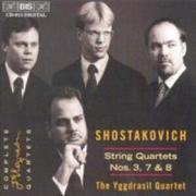 Streichquartette 3,7,8