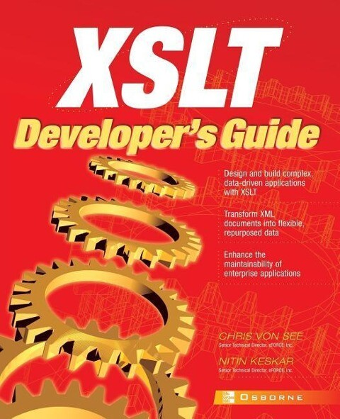 XSLT Developer's Guide als Buch