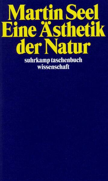 Eine Ästhetik der Natur als Taschenbuch
