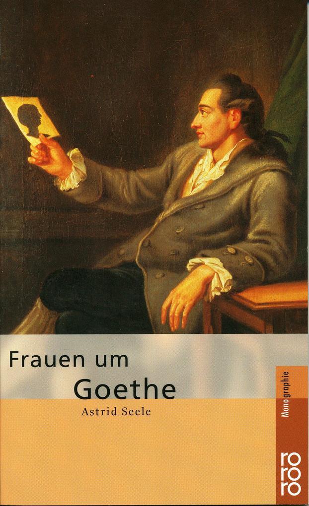 Frauen um Goethe als Taschenbuch
