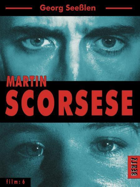 Martin Scorsese als Buch