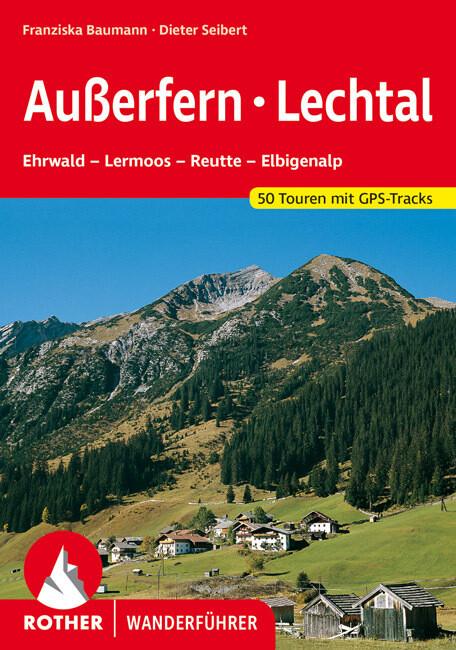 Außerfern - Lechtal als Buch
