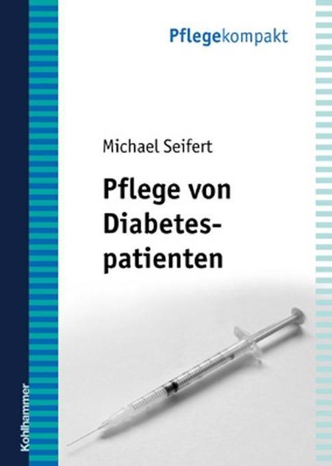Pflege von Diabetespatienten als Buch