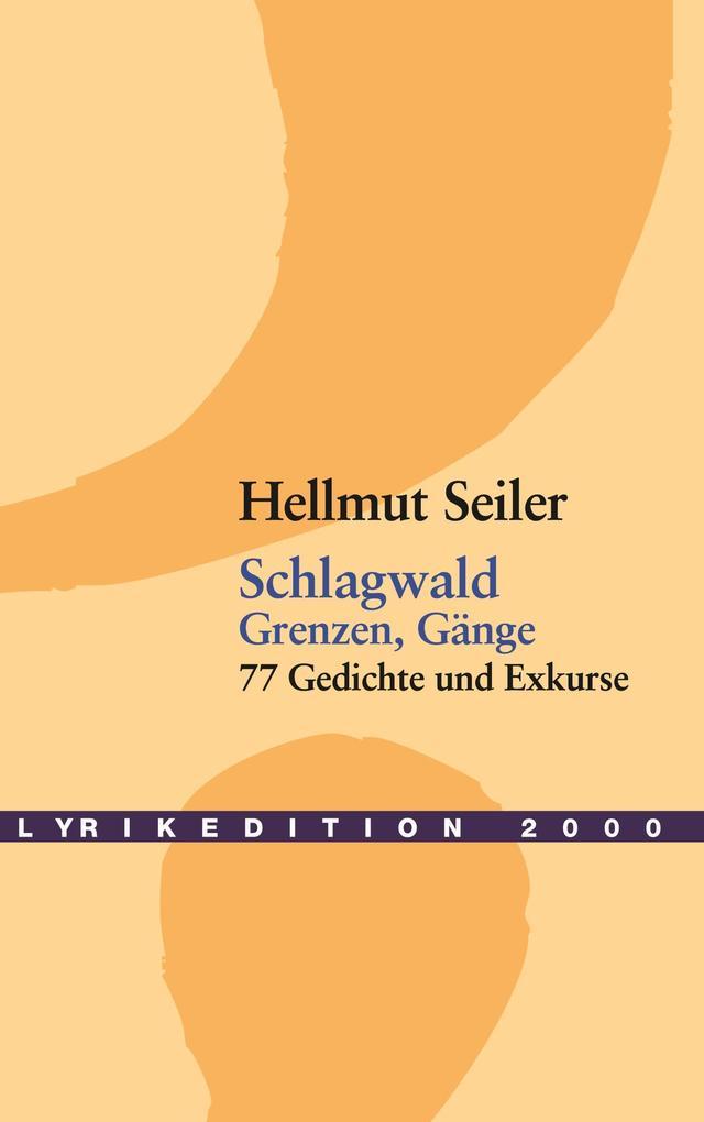 Schlagwald als Buch